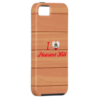 I Love Pleasant Hill, California iPhone 5 Covers