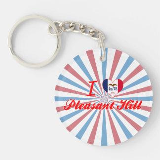 I Love Pleasant Hill, Iowa Acrylic Keychains