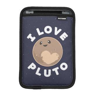 I Love Pluto iPad Mini Sleeves