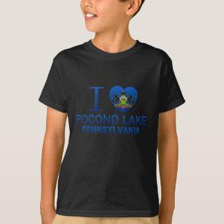 I Love Pocono Lake, PA T-Shirt
