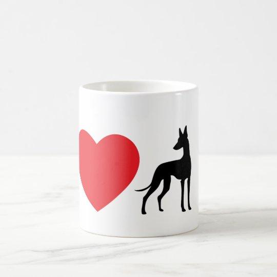 I love Podencos Mug