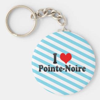 I Love Pointe-Noire, Congo Keychain