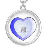 I Love Polar Bears Custom Jewelry
