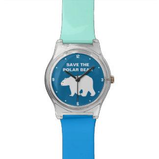 I Love Polar Bears - Save the Polar Bear Watch