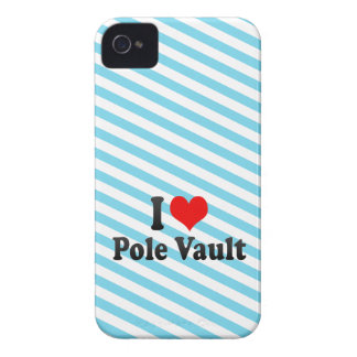 I love Pole Vault iPhone 4 Case-Mate Case