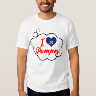 I Love Pompey, New York Tshirt