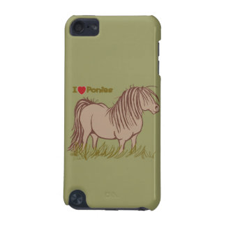 I Love Ponies iPod Touch (5th Generation) Cover