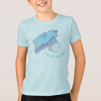 I love ponies 'Peter Patter' t-shirt