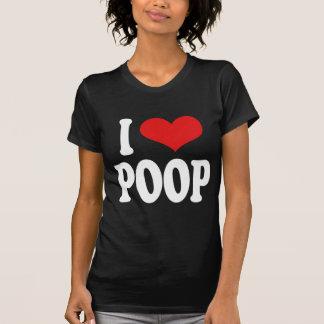 I Love Poop T Shirts