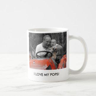 i love pops coffee mug