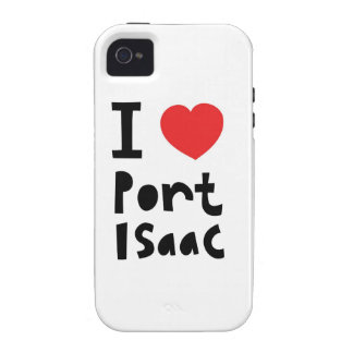I love Port Isaac iPhone 4/4S Cases