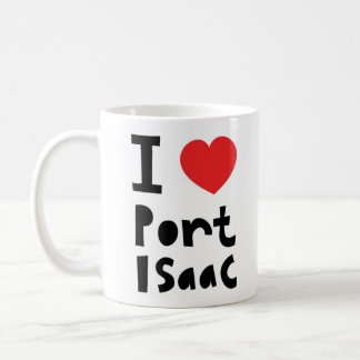 I love Port Isaac Coffee Mug