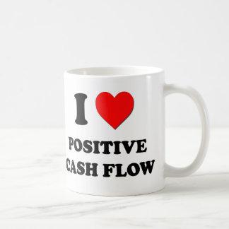 I love Positive Cash Flow Coffee Mug