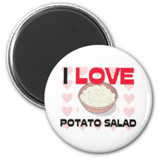 I Love Potato Salad Magnet