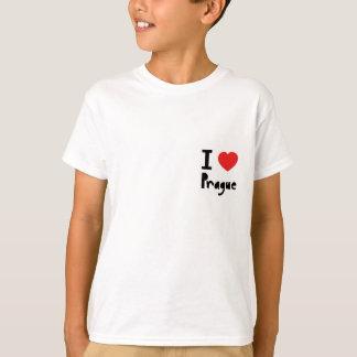 I love Prague T-Shirt