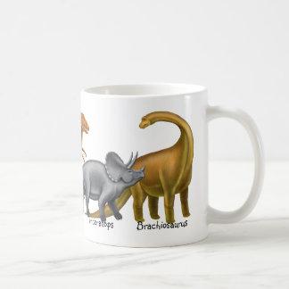 I Love Pre-Historic Dinosaurs Mug