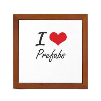 I Love Prefabs Desk Organisers