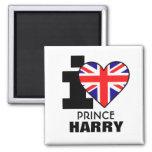 I Love Prince Harry Magnet