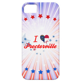 I Love Proctorville, North Carolina iPhone 5 Covers