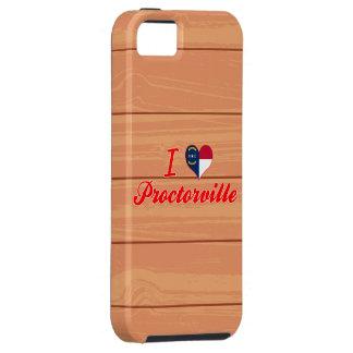 I Love Proctorville, North Carolina iPhone 5 Covers