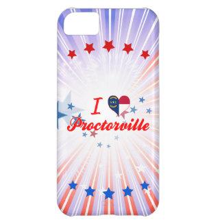 I Love Proctorville, North Carolina iPhone 5C Cover