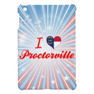 I Love Proctorville, North Carolina iPad Mini Cases