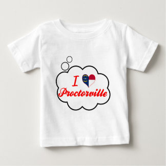 I Love Proctorville, North Carolina Shirts