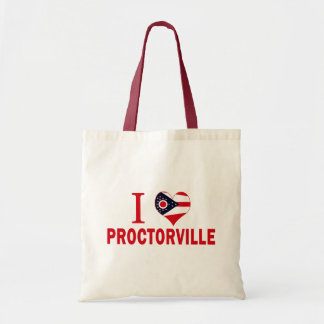 I love Proctorville Ohio Bags
