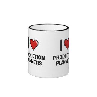 I love Production Planners Ringer Mug