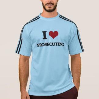 I Love Prosecuting Tee Shirt