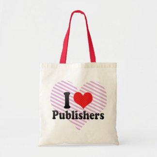 I Love Publishers Bags