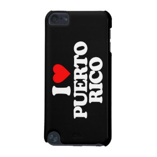 I LOVE PUERTO RICO iPod TOUCH 5G COVERS