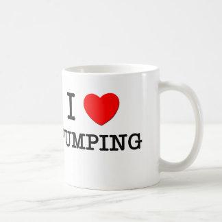 I Love Pumping Coffee Mug