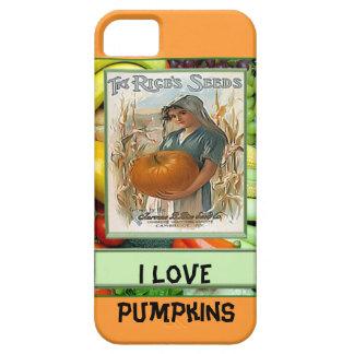 I love Pumpkins iPhone 5 Cases