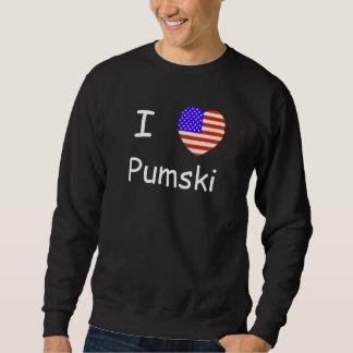 I Love Pumski T-Shirt