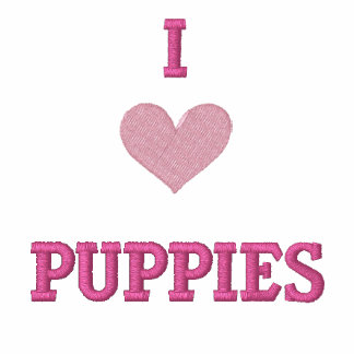 I LOVE PUPPIES - GREAT GIFT IDEA