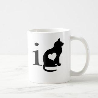 I love pussy coffee mug
