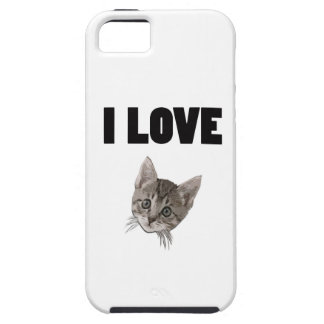 I LOVE PUSSY iPhone 5 COVERS