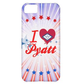 I Love Pyatt Arkansas Cover For iPhone 5C