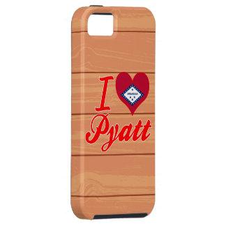 I Love Pyatt Arkansas iPhone 5 Covers