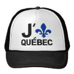 I Love Quebec Trucker Hat