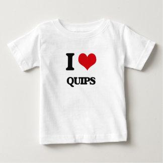 I Love Quips Tees