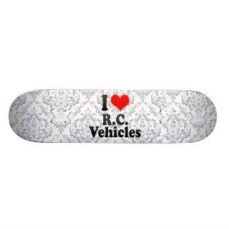 I love R.C. Vehicles Skate Decks