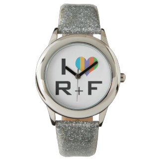 I love R+F (watch) Watch