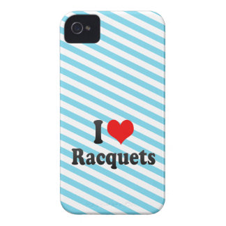 I love Racquets Blackberry Bold Cases