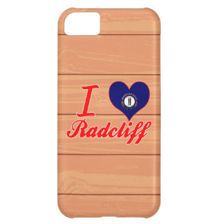 I Love Radcliff, Kentucky iPhone 5C Cover