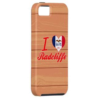 I Love Radcliffe, Iowa iPhone 5 Case