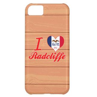 I Love Radcliffe, Iowa iPhone 5C Cases
