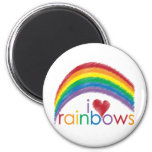 i love rainbows
