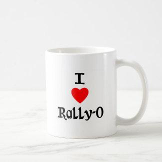 I Love Rally-O Mug